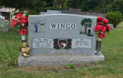 WINGO, CLARENCE BERNARD - Jefferson County, Ohio | CLARENCE BERNARD WINGO - Ohio Gravestone Photos
