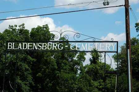 BLADENSBURG, CEMETERY - Knox County, Ohio | CEMETERY BLADENSBURG - Ohio Gravestone Photos