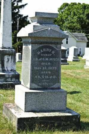 MISER, HARRY B. - Knox County, Ohio | HARRY B. MISER - Ohio Gravestone Photos