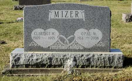 MIZER, OPAL M. - Knox County, Ohio | OPAL M. MIZER - Ohio Gravestone Photos