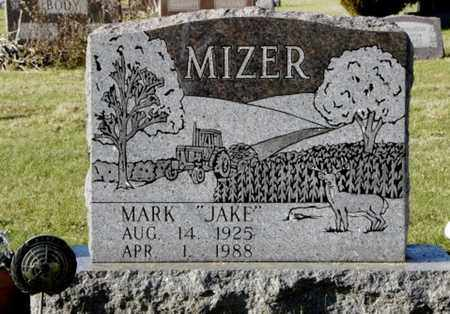 MIZER, MARK - Knox County, Ohio | MARK MIZER - Ohio Gravestone Photos