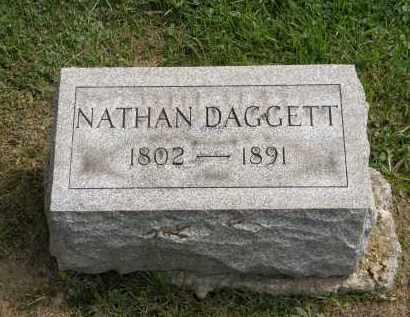 DAGGETT, NATHAN - Lake County, Ohio | NATHAN DAGGETT - Ohio Gravestone Photos