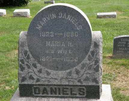 DANIELS, MARVIN - Lake County, Ohio | MARVIN DANIELS - Ohio Gravestone Photos