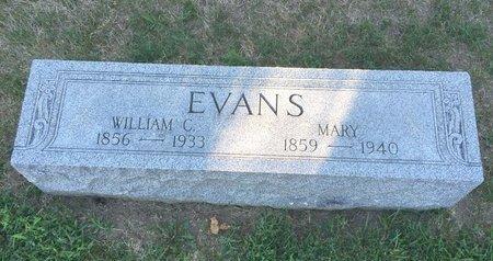 EVANS, WILLIAM C. - Lake County, Ohio | WILLIAM C. EVANS - Ohio Gravestone Photos