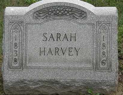 HARVEY, SARAH - Lake County, Ohio | SARAH HARVEY - Ohio Gravestone Photos