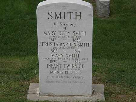SMITH, MARY - Lake County, Ohio | MARY SMITH - Ohio Gravestone Photos