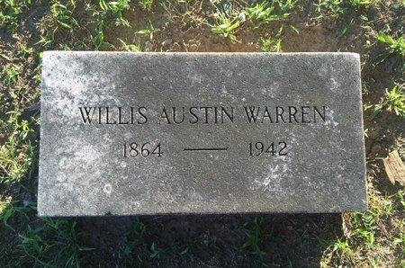 WARREN, WILLIS A. - Lake County, Ohio | WILLIS A. WARREN - Ohio Gravestone Photos