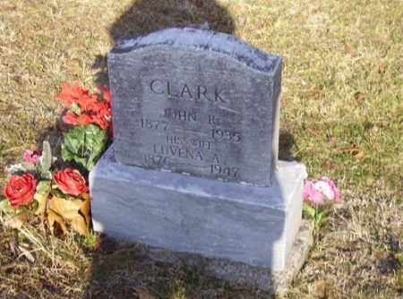 CLARK, JOHN ROBERT - Lawrence County, Ohio | JOHN ROBERT CLARK - Ohio Gravestone Photos