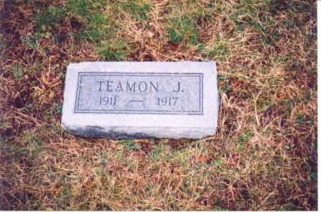 HAIRSTON, TEAMON J. - Lawrence County, Ohio | TEAMON J. HAIRSTON - Ohio Gravestone Photos