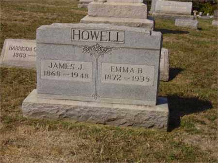HOWELL, JAMES J. - Lawrence County, Ohio | JAMES J. HOWELL - Ohio Gravestone Photos
