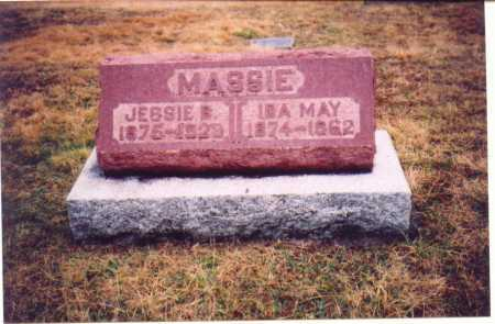 MASSIE, JESSIE B. - Lawrence County, Ohio | JESSIE B. MASSIE - Ohio Gravestone Photos