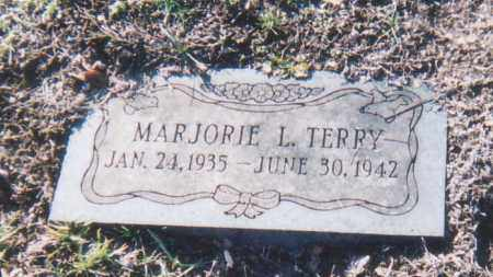 TERRY, MARJORIE - Lawrence County, Ohio | MARJORIE TERRY - Ohio Gravestone Photos