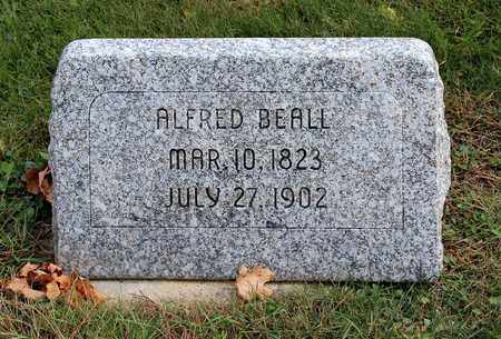 BEALL, ALFRED - Licking County, Ohio | ALFRED BEALL - Ohio Gravestone Photos