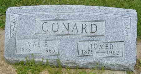 CONARD, ELIZABETH MAE - Licking County, Ohio | ELIZABETH MAE CONARD - Ohio Gravestone Photos
