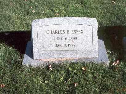 ESSEX, CHARLES E. - Licking County, Ohio | CHARLES E. ESSEX - Ohio Gravestone Photos