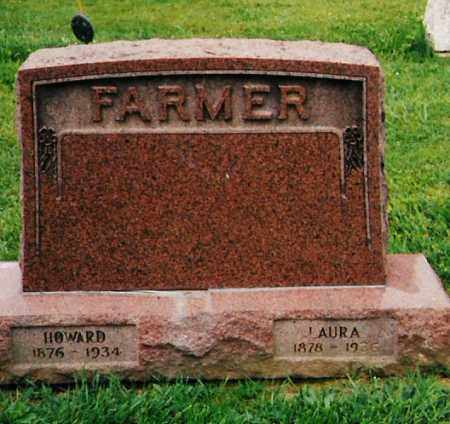 FARMER, HOWARD - Licking County, Ohio | HOWARD FARMER - Ohio Gravestone Photos