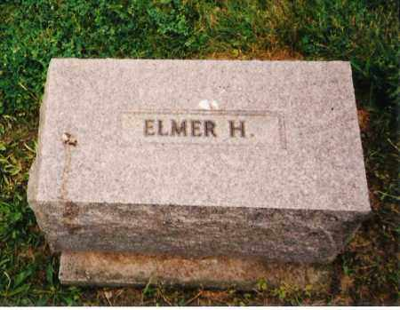 FRENCH, ELMER HOWE - Licking County, Ohio | ELMER HOWE FRENCH - Ohio Gravestone Photos