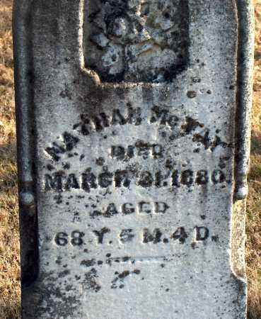 MCVAY, NATHAN - Licking County, Ohio | NATHAN MCVAY - Ohio Gravestone Photos
