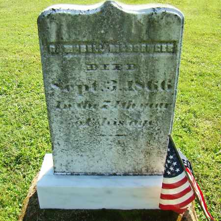 MESSENGER, CAMPBELL - Licking County, Ohio | CAMPBELL MESSENGER - Ohio Gravestone Photos
