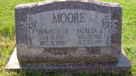 MOORE, THOMAS STANLEY SR. - Licking County, Ohio | THOMAS STANLEY SR. MOORE - Ohio Gravestone Photos