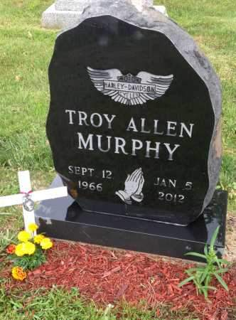 MURPHY, TROY - Licking County, Ohio | TROY MURPHY - Ohio Gravestone Photos