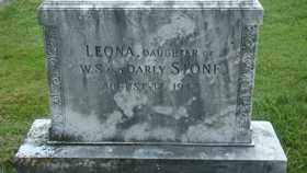 STONE, LEONA - Licking County, Ohio | LEONA STONE - Ohio Gravestone Photos