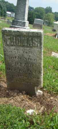 STONE, THOMAS - Licking County, Ohio | THOMAS STONE - Ohio Gravestone Photos