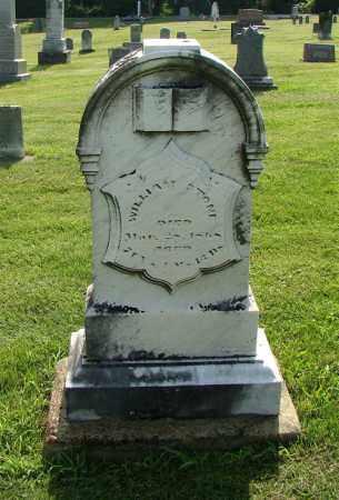 STONE, WILLIAM - Licking County, Ohio | WILLIAM STONE - Ohio Gravestone Photos