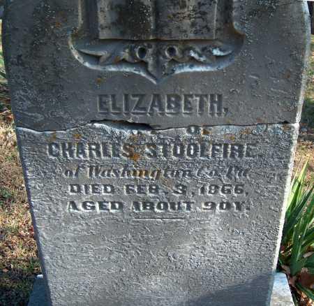 STOOLFIRE, ELIZABETH - Licking County, Ohio | ELIZABETH STOOLFIRE - Ohio Gravestone Photos