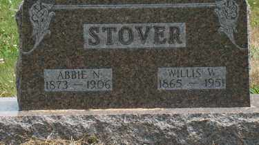 STOVER, WILLIS W. - Licking County, Ohio | WILLIS W. STOVER - Ohio Gravestone Photos