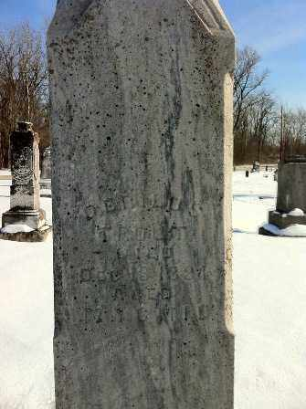 TROUT, DERILUS - Licking County, Ohio | DERILUS TROUT - Ohio Gravestone Photos