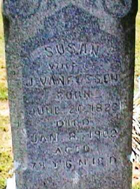 VANFOSSEN, SUSAN - Licking County, Ohio | SUSAN VANFOSSEN - Ohio Gravestone Photos