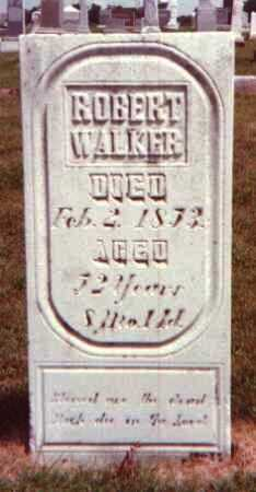 WALKER, ROBERT - Licking County, Ohio | ROBERT WALKER - Ohio Gravestone Photos