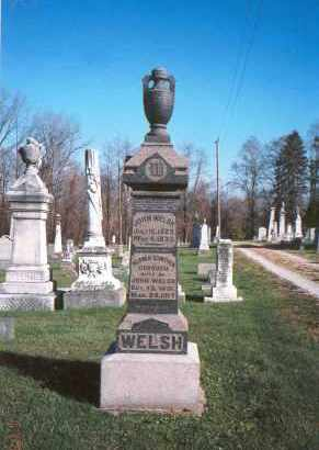 WELSH, JOHN - Licking County, Ohio | JOHN WELSH - Ohio Gravestone Photos