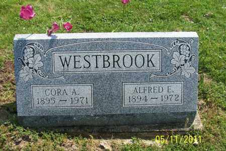 WESTBROOK, CORA - Licking County, Ohio | CORA WESTBROOK - Ohio Gravestone Photos