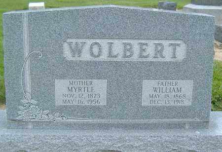 WOLBERT, WILLIAM - Licking County, Ohio | WILLIAM WOLBERT - Ohio Gravestone Photos