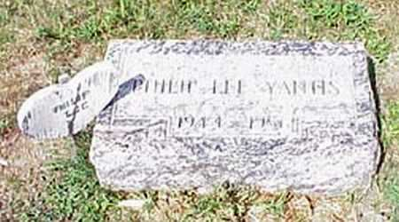YANTIS, PHILLIP LEE - Licking County, Ohio | PHILLIP LEE YANTIS - Ohio Gravestone Photos