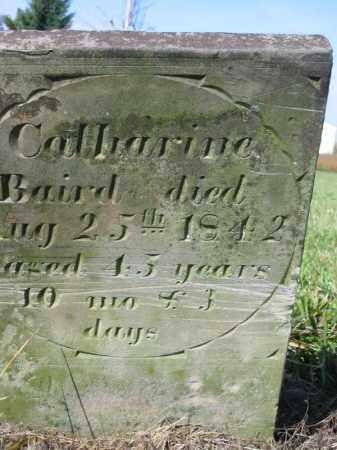 BAIRD, CATHERINE - Logan County, Ohio | CATHERINE BAIRD - Ohio Gravestone Photos