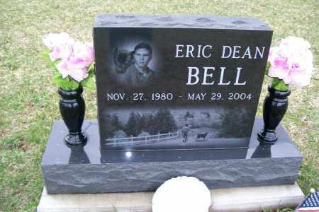 BELL, ERIC DEAN - Logan County, Ohio | ERIC DEAN BELL - Ohio Gravestone Photos