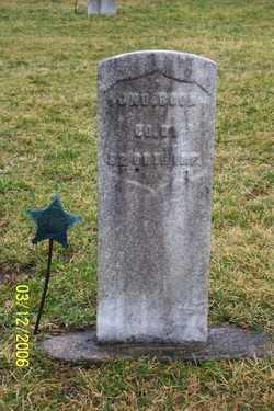 BOOM, JONATHAN - Logan County, Ohio | JONATHAN BOOM - Ohio Gravestone Photos