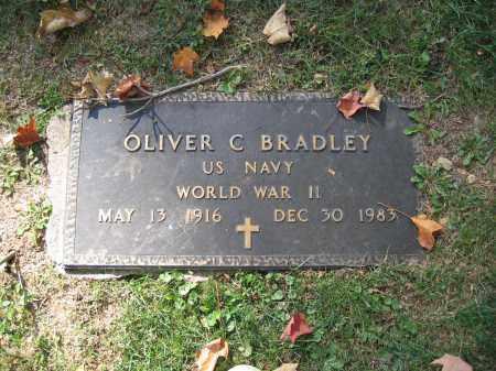 BRADLEY, OLIVER C. - Logan County, Ohio | OLIVER C. BRADLEY - Ohio Gravestone Photos