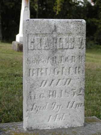 BRUGLER, CHARLES V(ANSCOTEN) - Logan County, Ohio | CHARLES V(ANSCOTEN) BRUGLER - Ohio Gravestone Photos