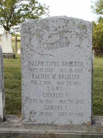 BRUGLER, CHARLES V. - Logan County, Ohio | CHARLES V. BRUGLER - Ohio Gravestone Photos