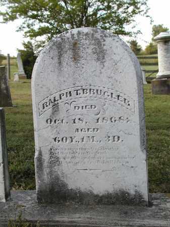 BRUGLER, RALPH T. - Logan County, Ohio | RALPH T. BRUGLER - Ohio Gravestone Photos