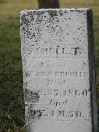 BRUGLER, SAMUEL T. - Logan County, Ohio | SAMUEL T. BRUGLER - Ohio Gravestone Photos