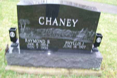 CHANEY, RAYMOND B. - Logan County, Ohio | RAYMOND B. CHANEY - Ohio Gravestone Photos