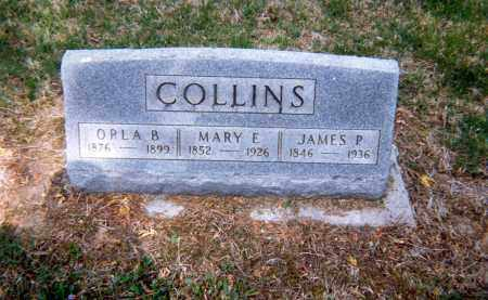 COLLINS, ORLA - Logan County, Ohio | ORLA COLLINS - Ohio Gravestone Photos