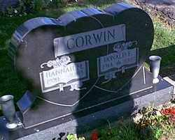 CORWIN, DONALD EUGENE - Logan County, Ohio | DONALD EUGENE CORWIN - Ohio Gravestone Photos