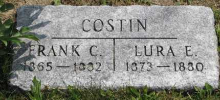 COSTIN, FRANK - Logan County, Ohio | FRANK COSTIN - Ohio Gravestone Photos