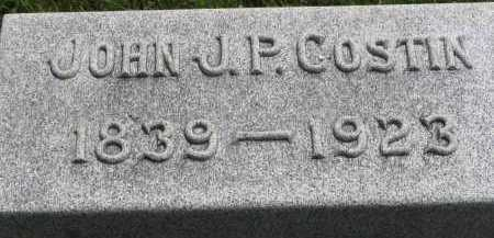 COSTIN, JOHN - Logan County, Ohio | JOHN COSTIN - Ohio Gravestone Photos